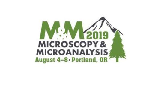 Microscopy and microanalysis 2019 meeting
